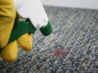 How to remove lipstick stains from Carpet